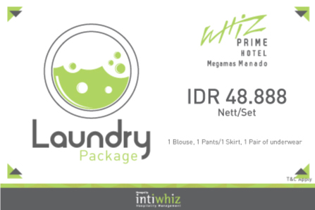 Laundry Package