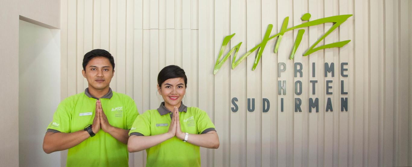 Facade Whiz Prime Bogor