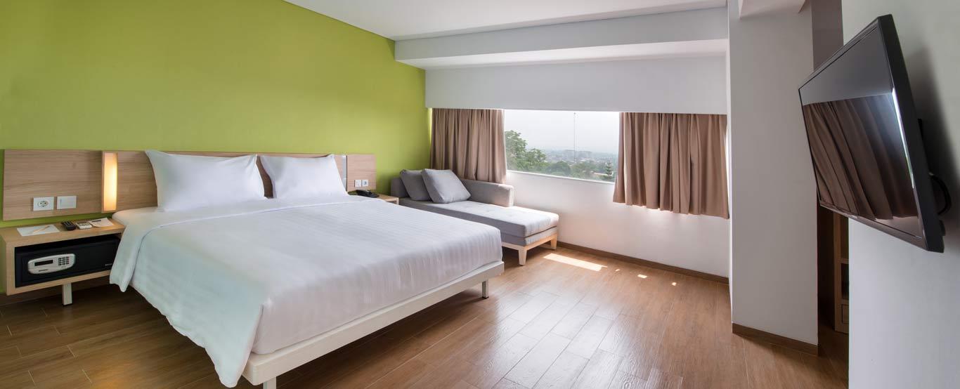 Room Whiz Prime Bogor