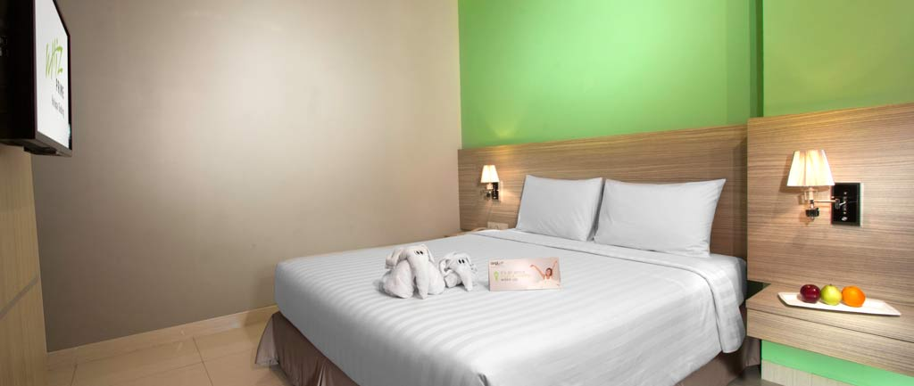 Enjoy Stay in Whiz Prime Kelapa Gading