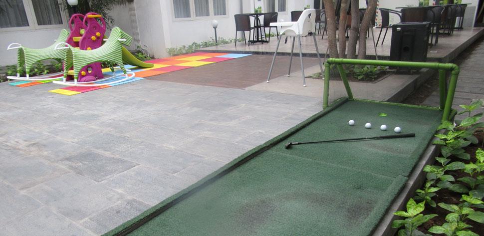 Mini Golf Whiz Prime Darmo Harapan Surabaya