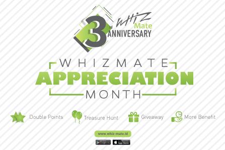 Whizmate Anniversary