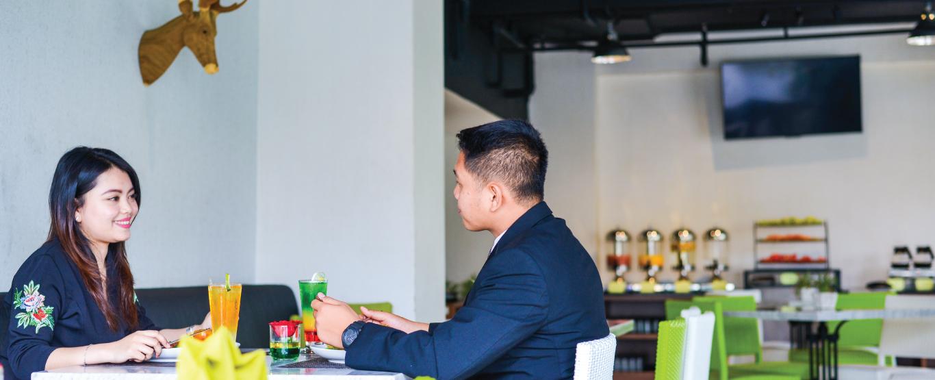 Restaurant Whiz Prime Bogor