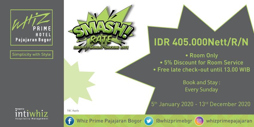 Smash Rate